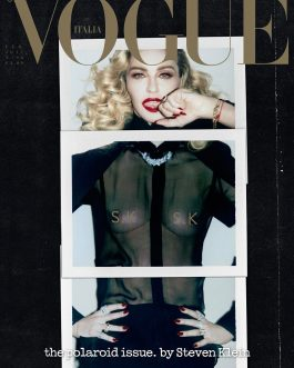 madonna vogue it cover