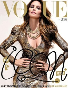 cindy crawford VOGUE INDIA