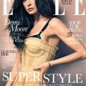 demi moore ELLE UK