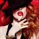 jessica chastain FLAUNT