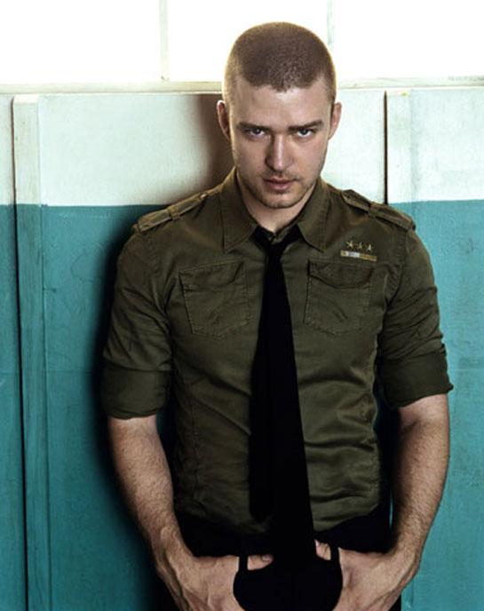 Justin Timberlake Gq Andy Lecompte