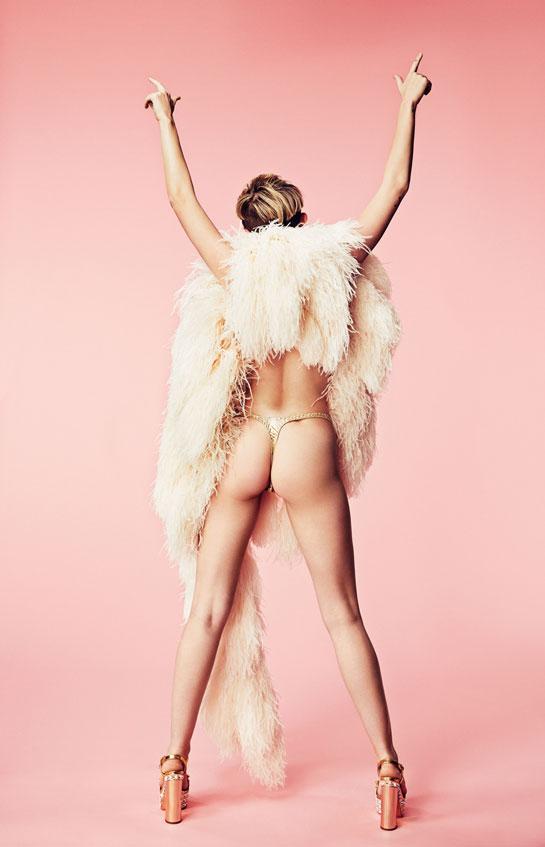 Miley Cyrus Bangerz Tour Andy Lecompte