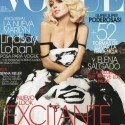 lindsay lohan VOGUE SPAIN